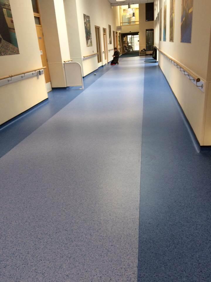 Portland Academy Durham Flooring Contractors